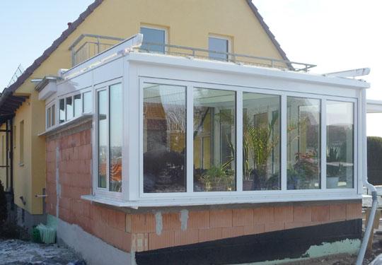 holz alu 123 wintergarten bausatz. Black Bedroom Furniture Sets. Home Design Ideas