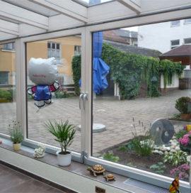 Alu-Longlife Wintergarten