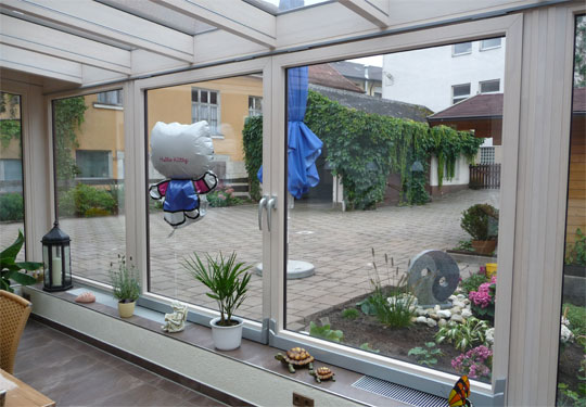 123 Wintergarten Bausatz Wintergarten Bausatz